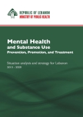 Mental Health and Substance Use Strategy for Lebanon 2015-2020