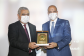 Minister of Health Honors DG Dr. Walid Ammar on the Occasion of His Retirement
